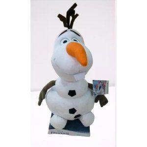 Disney Frozen II Olaf Snowman Plush Stuffe…